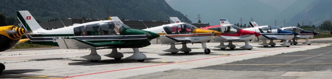Journée Initiation sur LSGS | Sion Airport