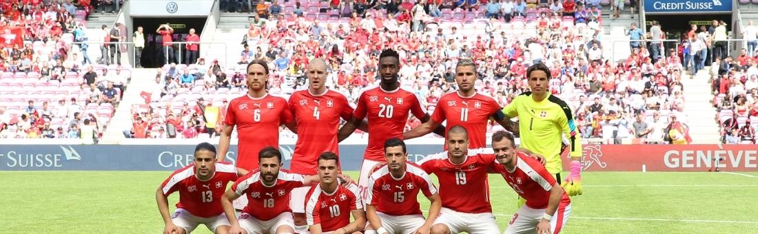 Match Suisse-Belgique 1 – 2