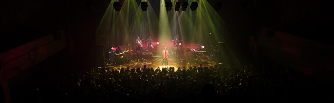 Concert de Imany à Thônex