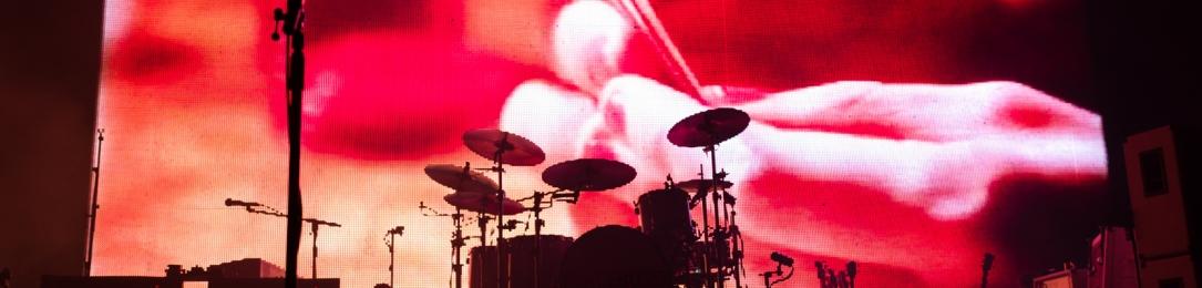 Concert de Placebo à l'ARENA de Genève